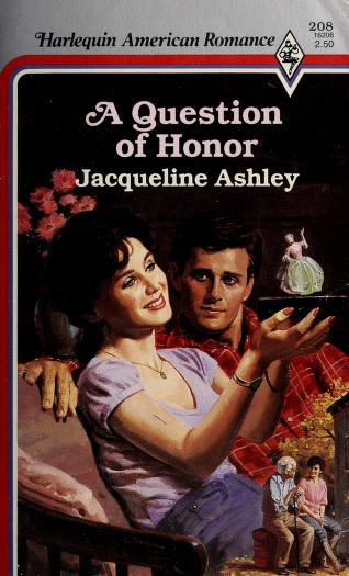 A Question Of Honor by Jacqueline Ashley