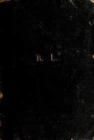 Recueil de Cantiques (1857)