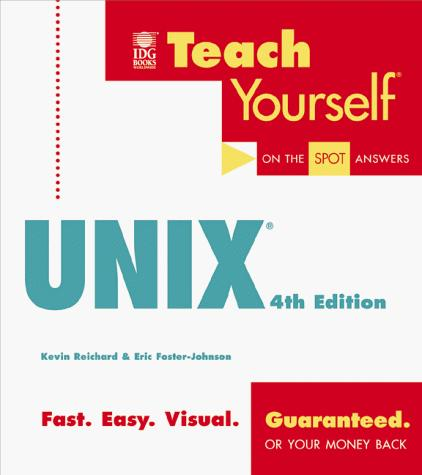 Download Teach yourself UNIX