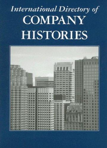 Download International Directory of Company Histories