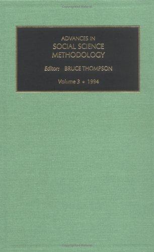 Download Advances in Social Science Methodology