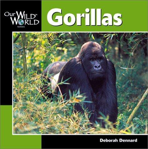 Download Gorillas (Our Wild World)