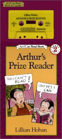 Arthur's Prize Reader Book and Tape by Lillian Hoban