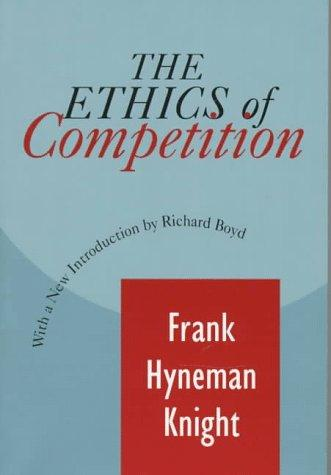 Download The ethics of competition