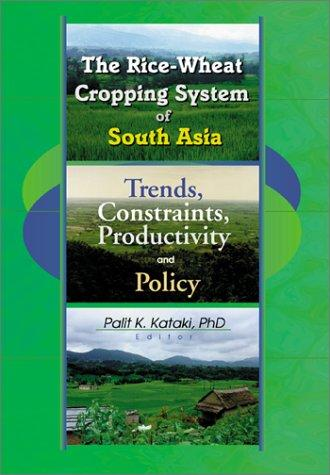 Download The Rice-Wheat Cropping System of South Asia