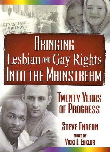 Bringing lesbian and gay rights into the mainstream