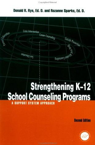 Download Strengthening K-12 School Counseling Programs