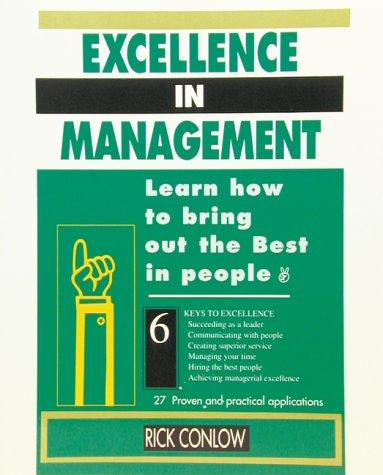 Download Excellence in Management