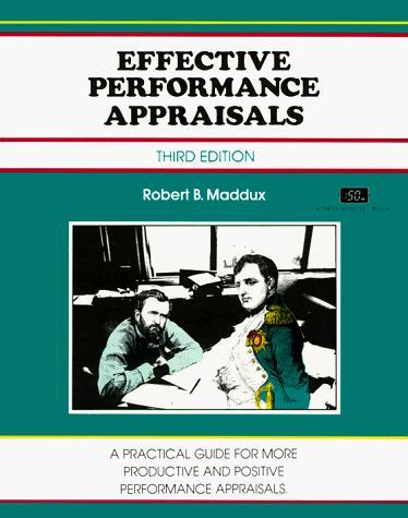 Download Effective performance appraisals
