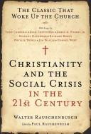 Download Christianity and the Social Crisis in the 21st Century