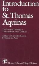 Download Introduction To Saint Thomas Aquinas