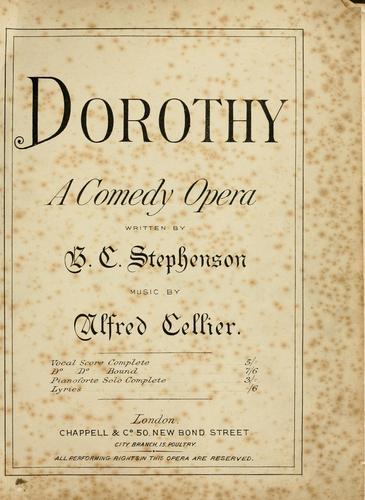 Download Dorothy