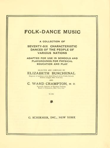Folk-dance music