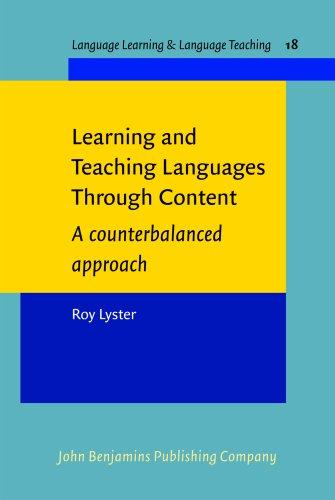 Learning and Teaching Languages Through Content