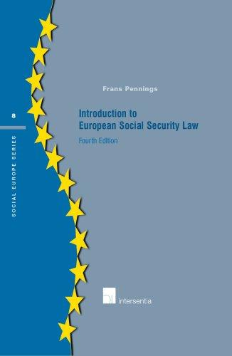 Download Introduction to European social security law