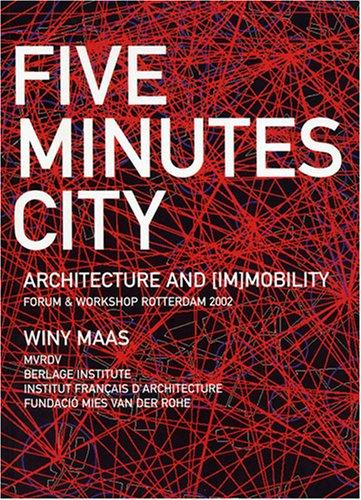 Five minutes city by Winy Maas