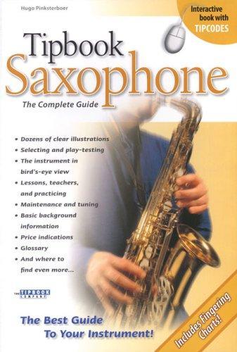 Tipbook Saxophone