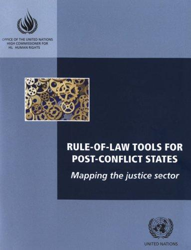 Download Rule-of-law Tools for Post-conflict States