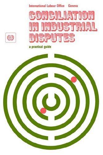 Download Conciliation in industrial disputes.