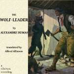 Wolf-Leader(9233) by Alexandre Dumas audiobook cover art image on Bookamo