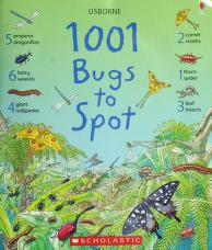 Cover of: 1001 bugs to spot | Emma Helbrough