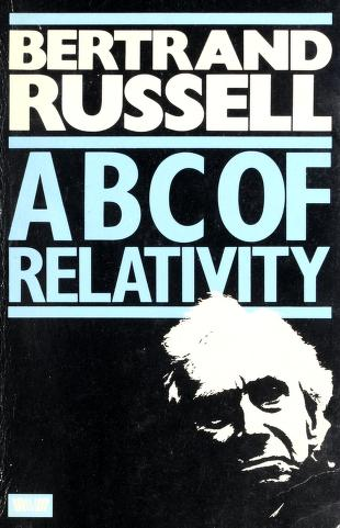 Cover of: ABC of relativity | Bertrand Russell