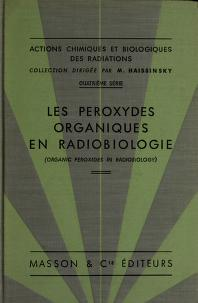 Cover of: Actions chimiques et biologiques des radiations |