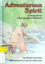 Cover of: Adventurous spirit   Ethlie Ann Vare