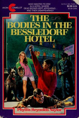 Cover of: Bodies in the Bessledorf Hotel   Jean Little