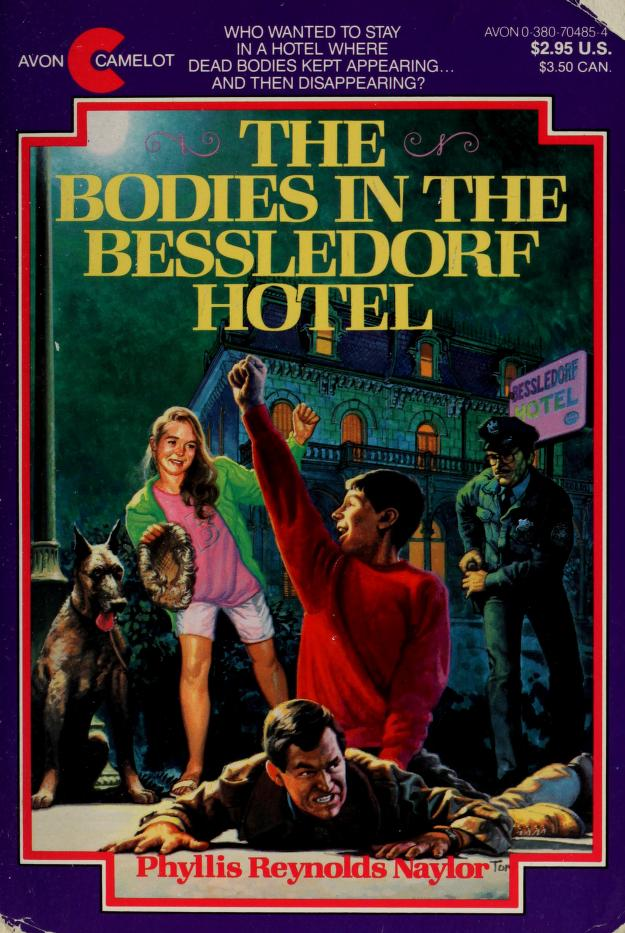 Bodies in the Bessledorf Hotel by Jean Little