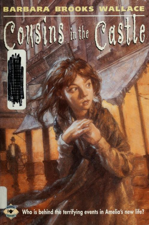 Cousins in the castle by Barbara Brooks Wallace