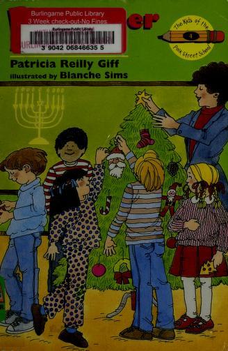 Cover of: DECEMBER SECRETS (POLK STREET SCHOOL, NO 4) | Patricia Reilly Giff