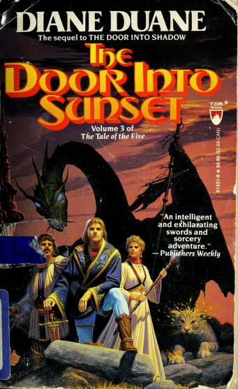 Cover of: The Door into Sunset | Diane Duane