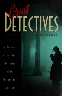 Cover of: Great Detectives | David Willis McCullough