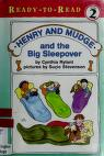 Cover of: Henry and Mudge and the big sleepover