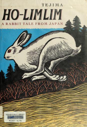 Cover of: Ho-limlim | Keizaburō Tejima