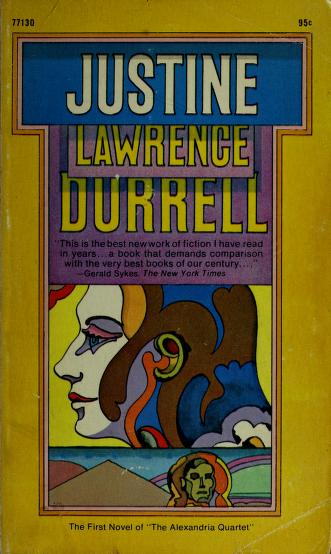 Cover of: Justine | Lawrence Durrell