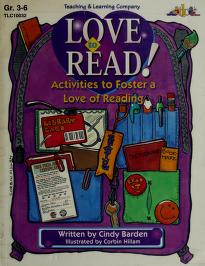 Cover of: Love to Read! | Cindy Barden