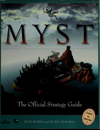 Cover of: Myst | Rick Barba, Rusel DeMaria