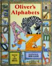 Cover of: Oliver's alphabets