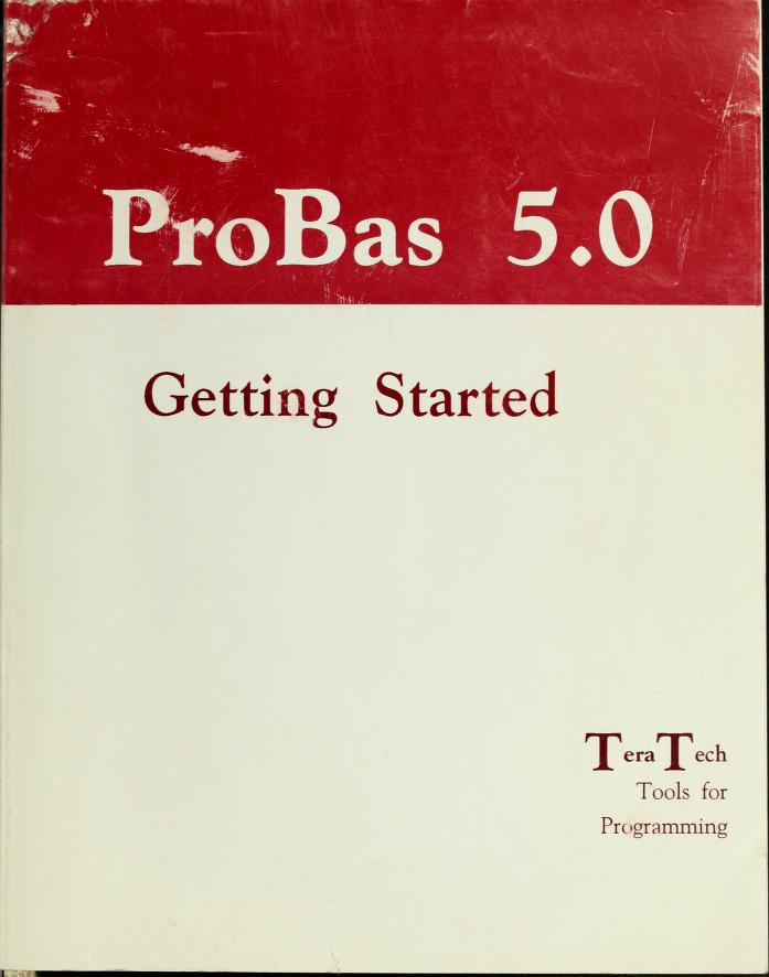 ProBas 5.0 by