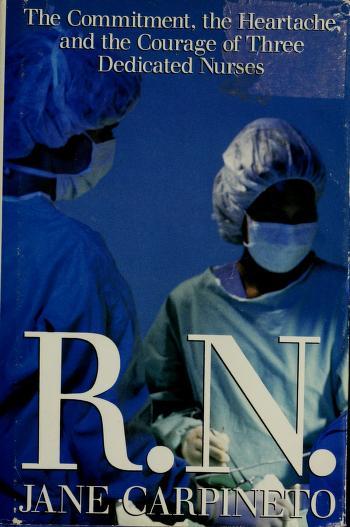 Cover of: R.N. | Jane F. Carpineto