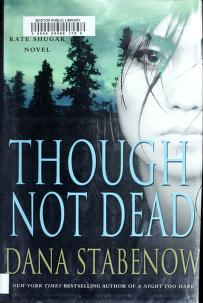 Cover of: Though not dead | Dana Stabenow