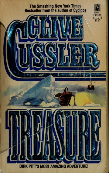 Cover of: Treasure by Clive Cussler