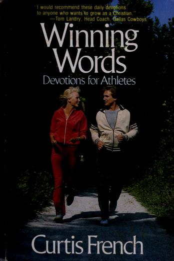 Cover of: Winning Words | Curtis French
