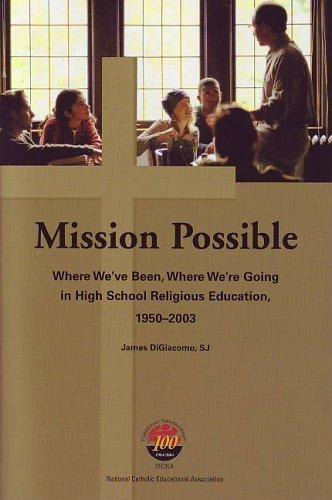 Mission Possible by James J. DiGiacomo