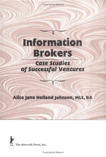 Information Brokers
