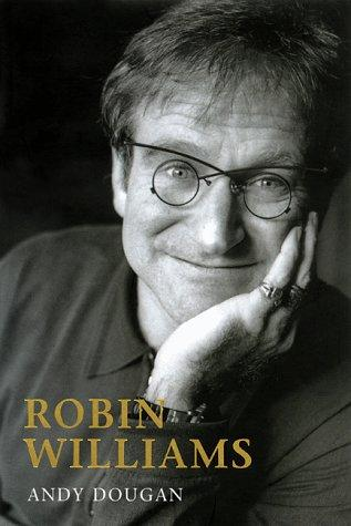 Robin Williams by Andy Dougan