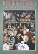 The social psychologists by edited by Gary G. Brannigan, Matthew R. Merrens.