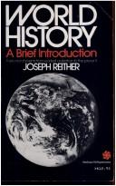 World History by Joseph Riether